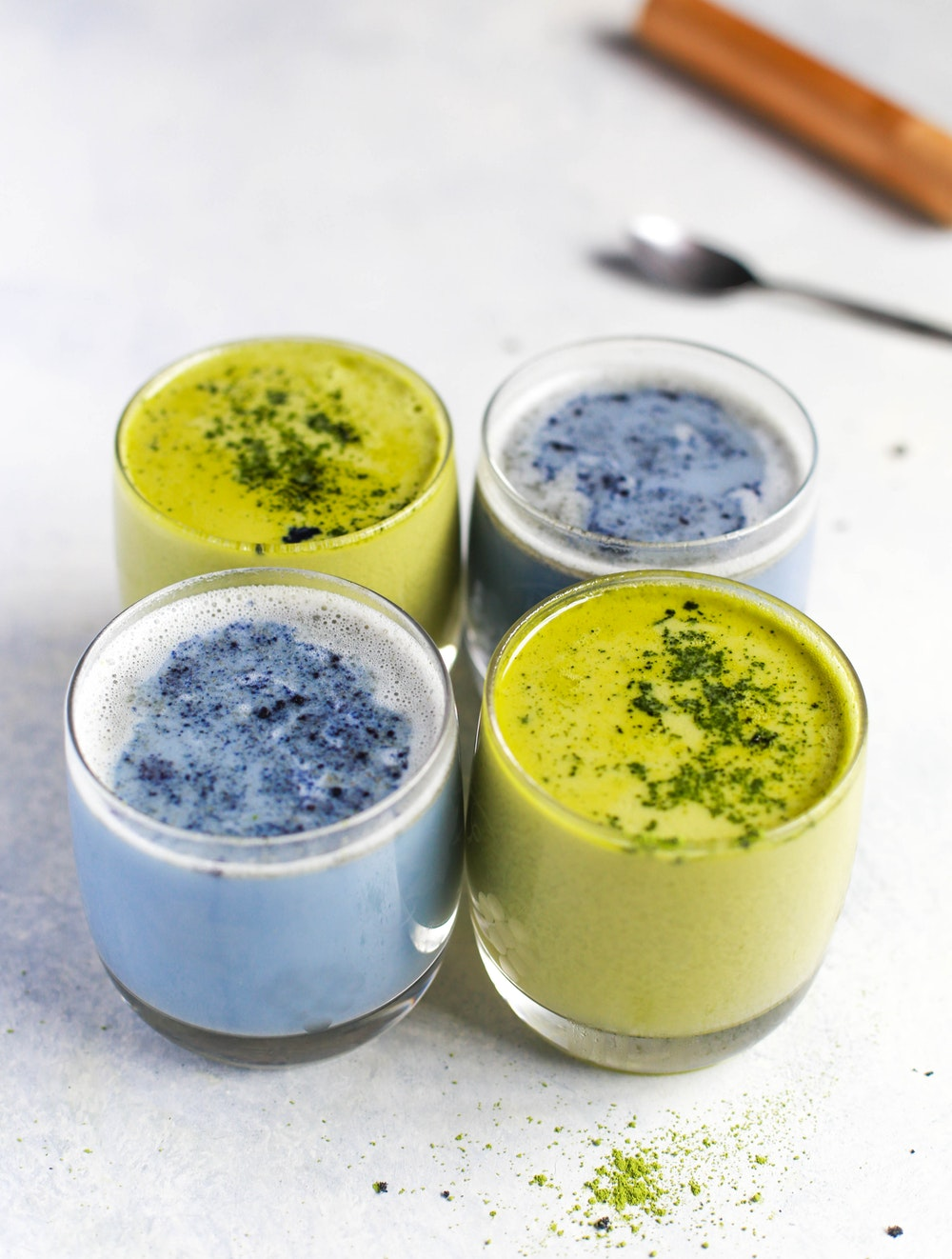 Receta smoothie para agregar magnesio a tu cuerpo.