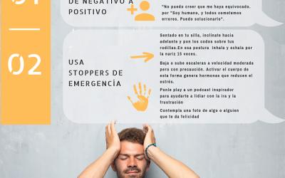 2 formas express para manejar el estrés en el trabajo